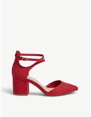 Aldo Brookshear mid-ankle strap sandals