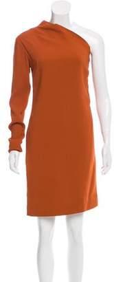 Nomia One-Shoulder Mini Dress w/ Tags