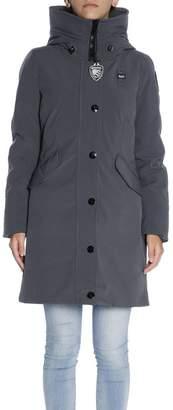Blauer Trench Coat Trench Coat Women