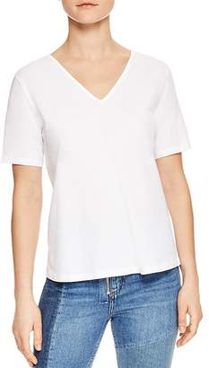 Sandro Brother Lace-Back Top