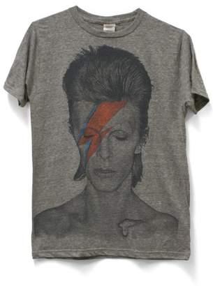 Impact Men's David Bowie Lightning Aladdin Sane T-Shirt