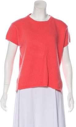 Michael Kors Vintage Cashmere Top