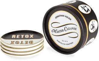 Jonathan Adler Master Cleanse Coaster Set