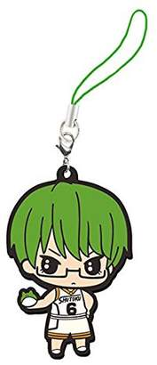 Equipment Toy Zany Kuroko's Basketball Midorima Shintarou Rubber Mascot Smartphone Charm Strap