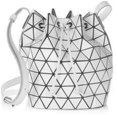 Bao Bao Issey Miyake Small Lander Embossed Bucket Bag