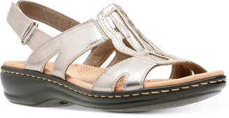 Clarks Collection Women's Leisa Skip Sandals, Created For Macy's