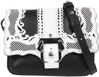 Paula Cademartori Igi Lady Lace Small Crossbody Bag