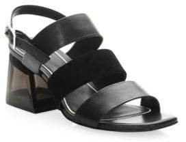 Rag & Bone Reese Leather& Suede Sandals