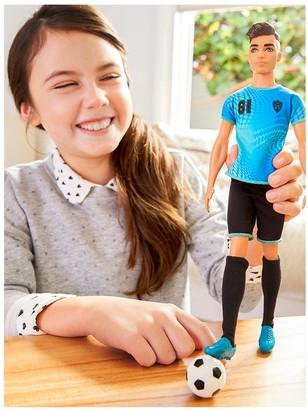 Barbie Career Ken Footballer