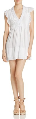 Poupette St. Barth Sasha Mini Dress $320 thestylecure.com