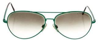 Ralph Lauren Tinted Aviator Sunglasses