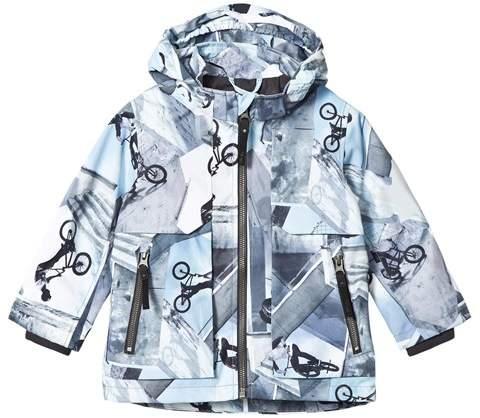 BMX Print Casper Jacket