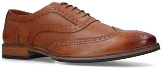 Kurt Geiger London Leather Raymond Brogues