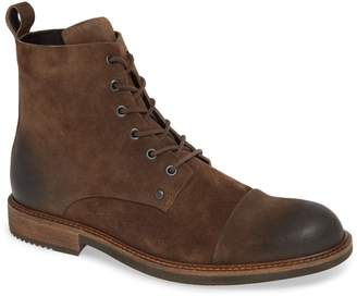 Ecco Kenton Artisan Cap Toe Boot