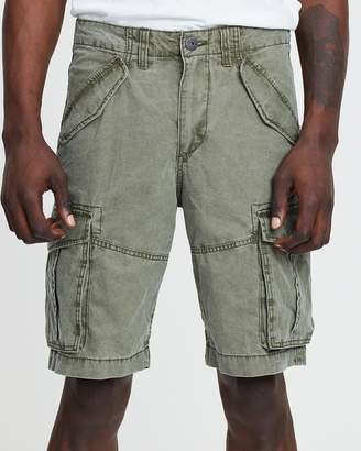 Jack and Jones Steeve Cargo Shorts