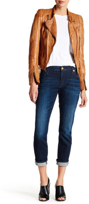 True Religion Liv Low Rise Relaxed Skinny Jean $179 thestylecure.com