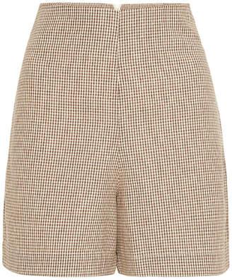 ST. AGNI Franco Cotton Shorts