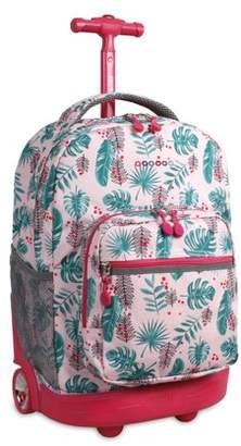 J World JWorld Sunrise Rolling Backpack