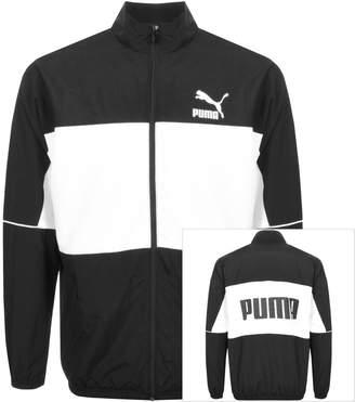Puma Retro Track Jacket Black