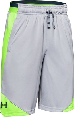 bdf48936a Under Armour Green Boys' Shorts - ShopStyle