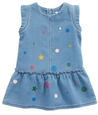 Little Marc Jacobs Chambray Dress