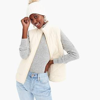 J.Crew Mercantile quilted puffer vest