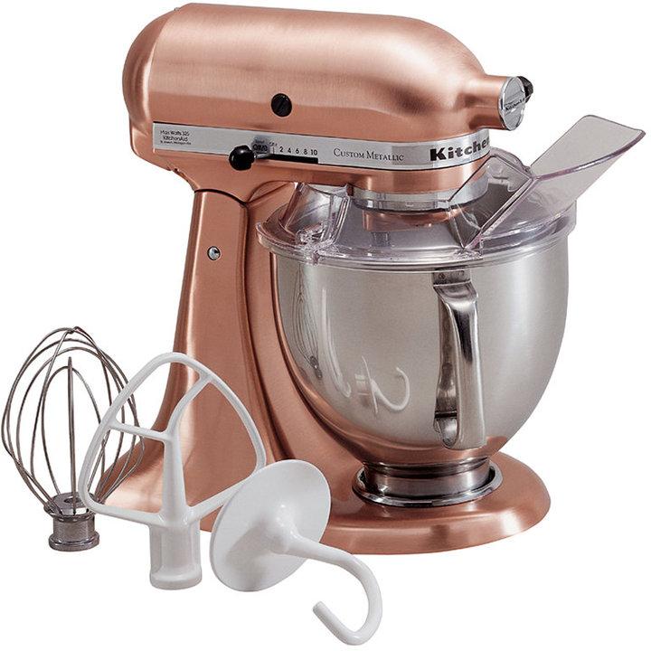 Kitchenaid ksm152ps artisan 5 qt custom metallic stand mixer shopstyle home - Kitchenaid artisan qt stand mixer sale ...