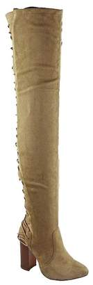 Chloé Chase & Addison Corset Over-The-Knee Boot