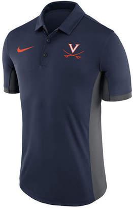 Nike Men's Virginia Cavaliers Evergreen Polo