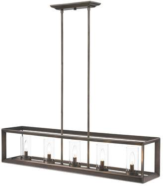 Three Posts Thorne Modern 5-Light Kitchen Island Pendant Shade