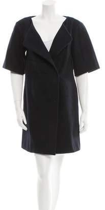 Marni Wool Short Sleeve Coat