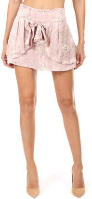 LoveShackFancy Blythe Skirt
