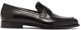 Paul Smith Wolf Leather Loafers - Mens - Black
