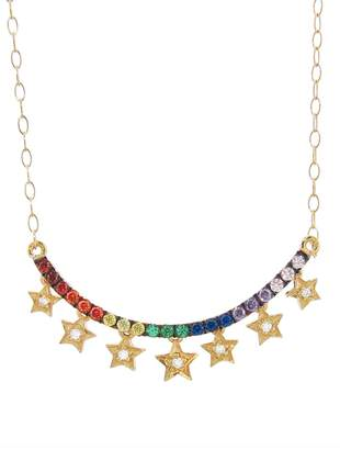 Ileana Makri EYE M by Starry Rain Necklace