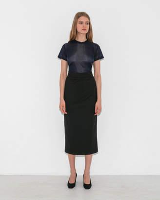 Suzanne Rae Repreve Straight Skirt