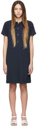 A.P.C. Navy Charlie Dress
