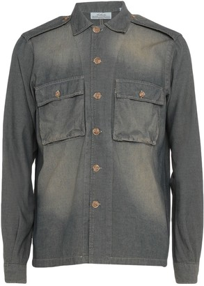 Original Vintage Style AUTHENTIC Denim shirts