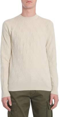 Ballantyne Round Collar Jumper