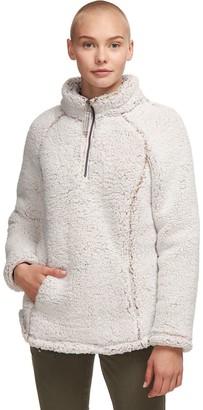 Stoic Long Pile 1/4-Zip Fleece Pullover - Women's