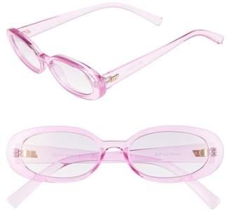Le Specs Outta Love 49mm Cat Eye Sunglasses