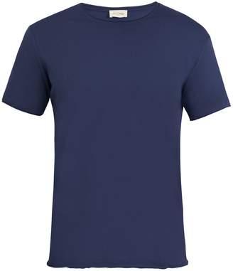 American Vintage Crew-neck cotton-jersey T-shirt