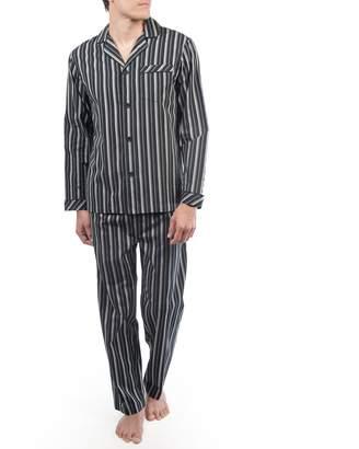 Men's Residence Poplin Pajama Set