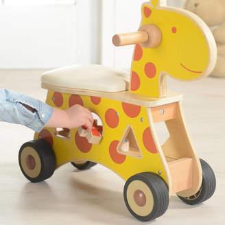Freya Me and Ride On Shape Sorter Toy