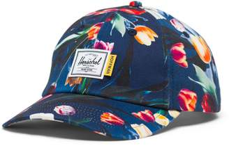 Herschel Floral Cotton Baseball Cap