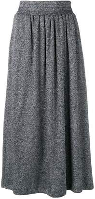 Golden Goose Nevea midi skirt