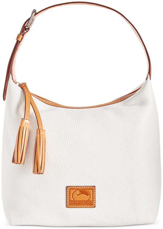 Dooney & Bourke Patterson Leather Paige Sac Hobo - AZURE - STYLE
