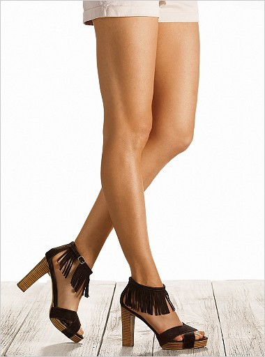 Colin Stuart® Fringe sandal