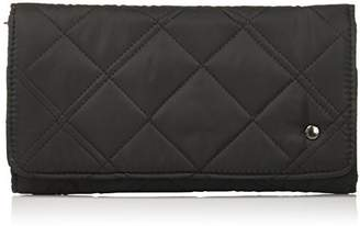 Le Sport Sac City Sutton Wallet Wallet, PHANTOM BLK QUILTED