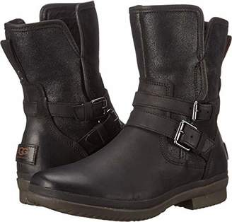 UGG Women's Simmens Leather Rain Boot