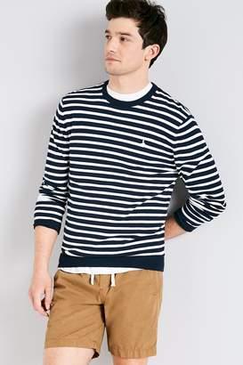 Jack Wills Seabourne Crew Neck Breton Sweater